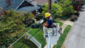 safety checks with joing use pole inventory