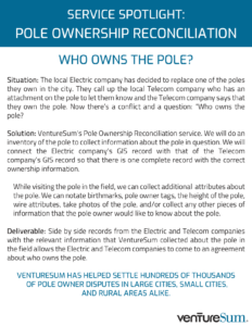 Pole Owner Reconciliation: Who Owns The Pole