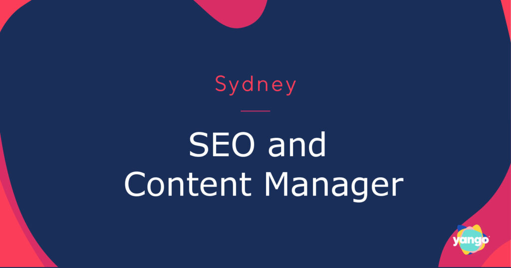 SEO and Content Manager