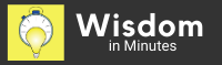 Wisdom In Minutes: YOUth Strategies