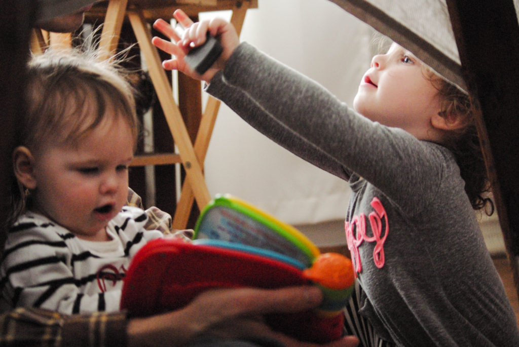 Karin Rambo of truncationblog.com talks about her daughter's first sleepover