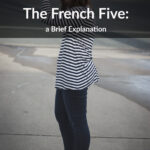Karin Rambo of truncationblog.com gives a brief explanation of the French Five