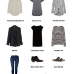 10 Basics That Should Be in Every Capsule Wardrobe