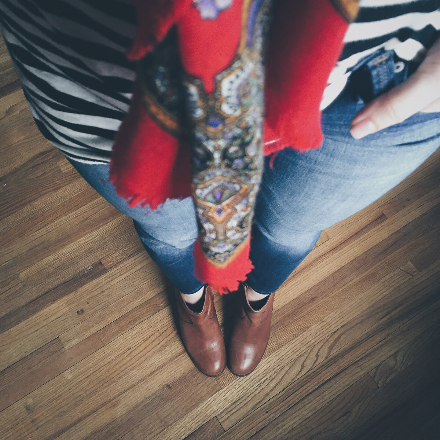 Karin Rambo of truncationblog.com shares her weekly outfit roundup for 4/14/16