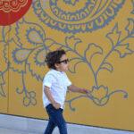 Elizabeth of Cheeky Days shares her toddler capsule wardrobe on truncationblog.com