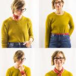 Four Ways to Style a Bandana
