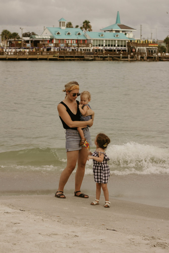 Florida Trip Day 2: Tips for Flying and Traveling with Toddlers