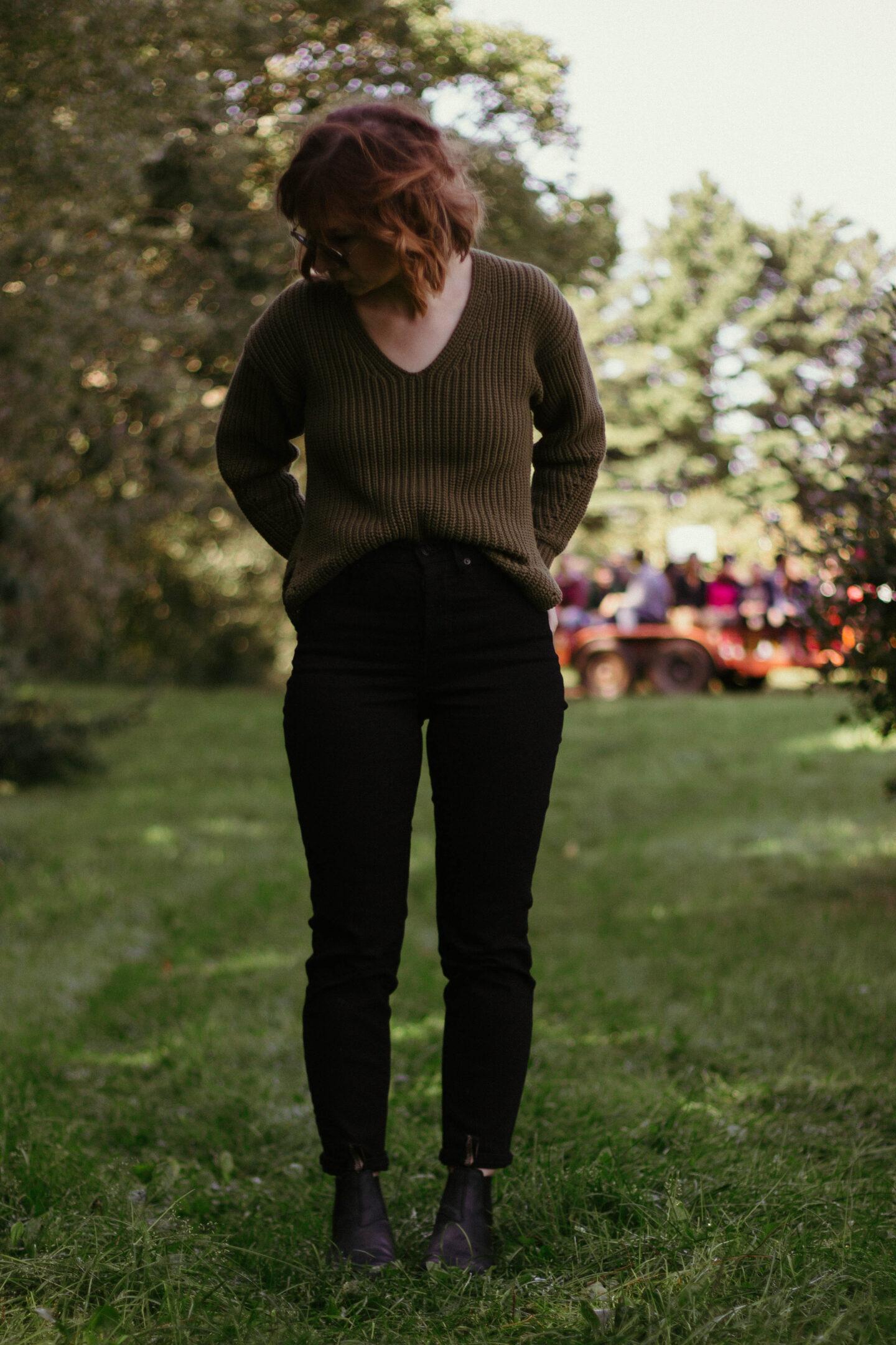 Review: Everlane Authentic Stretch Cigarette Jean