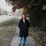 a Review of the new Everlane Renew Long Puffer