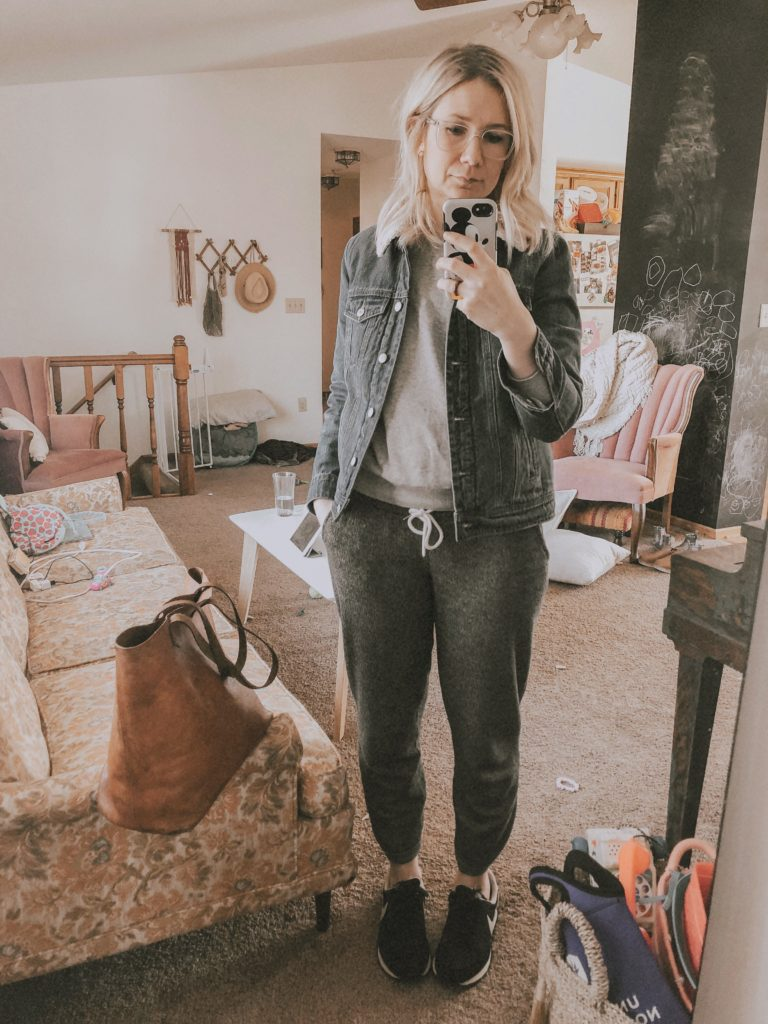 Wearing Lately: Maternity Outfits