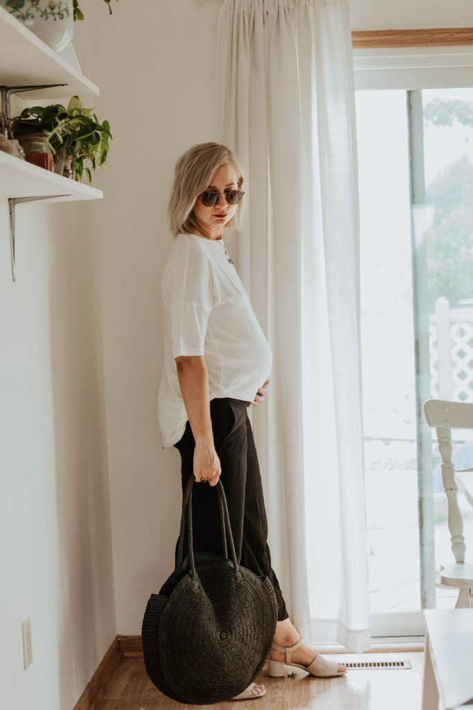 30 Days of Summer Style: Maternity Edition