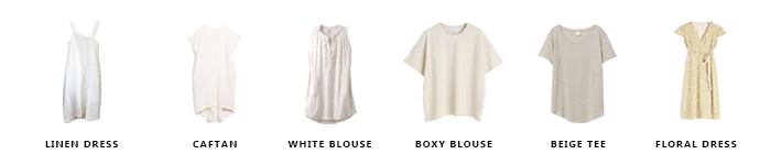 Summer Capsule Wardrobe 2