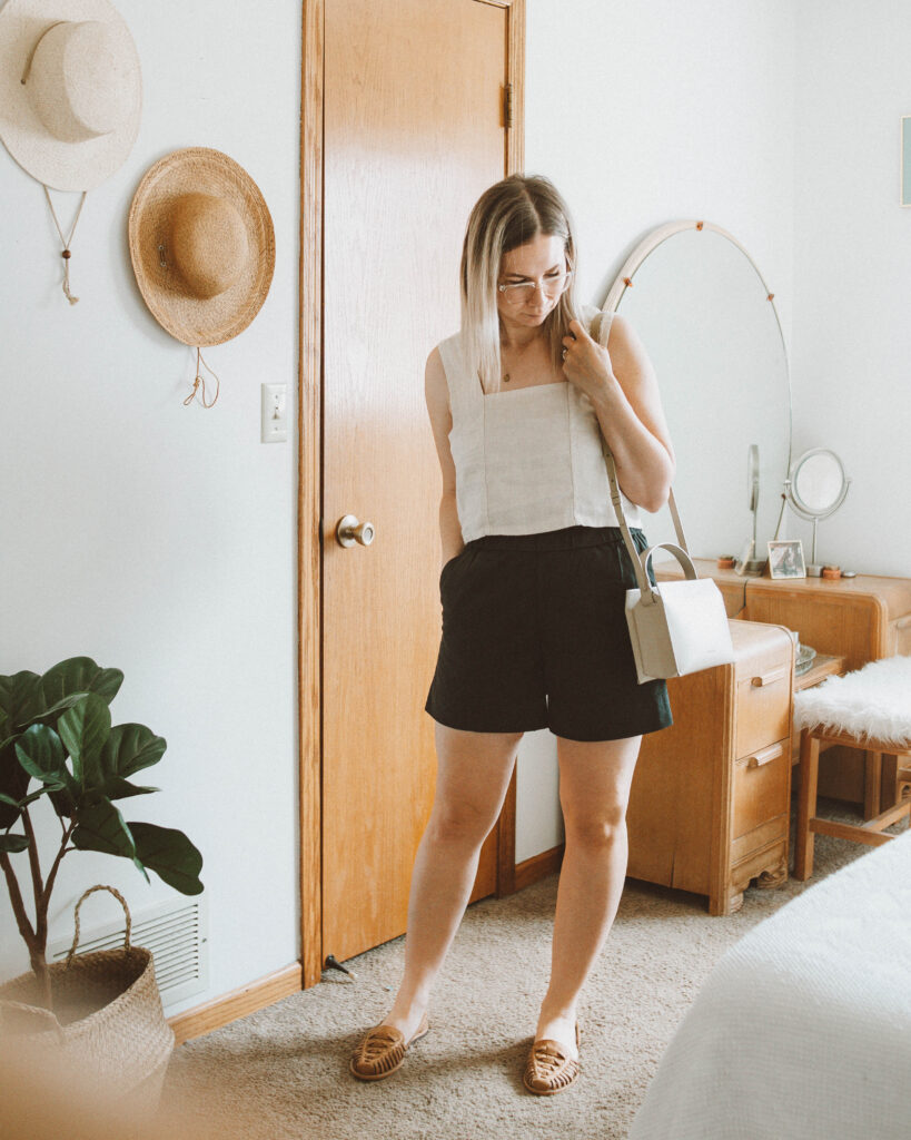 New in at Everlane: Styling Required
