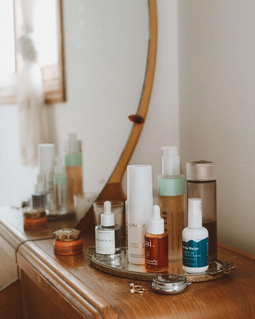 My A.M. & P.M. Clean Skincare Routine