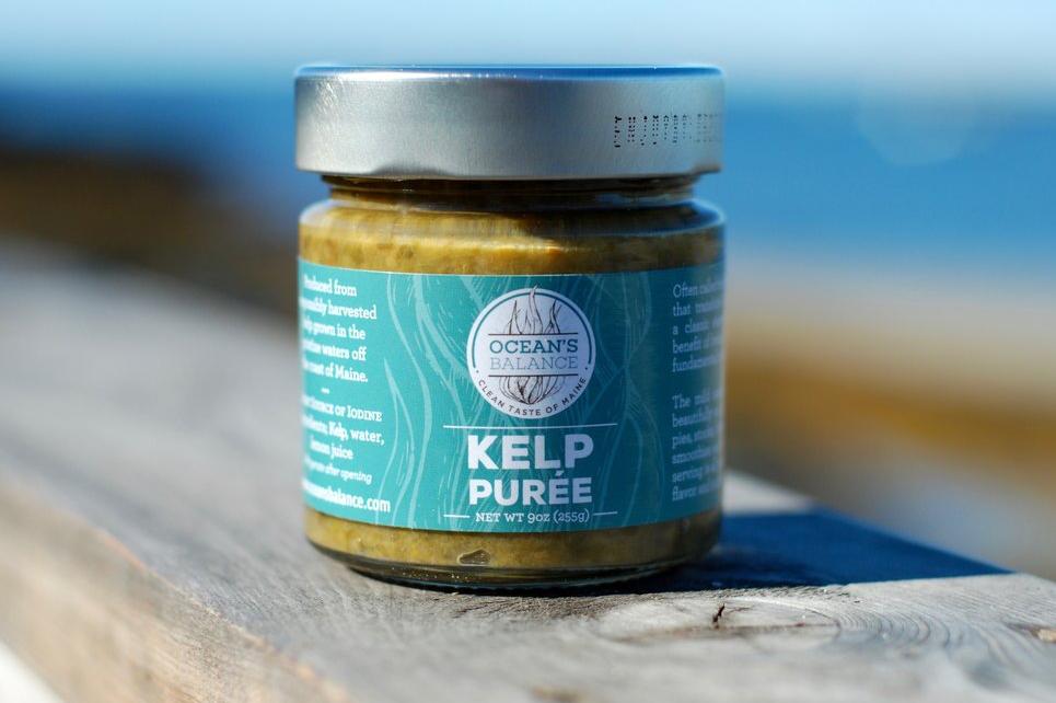 Kelp Puree