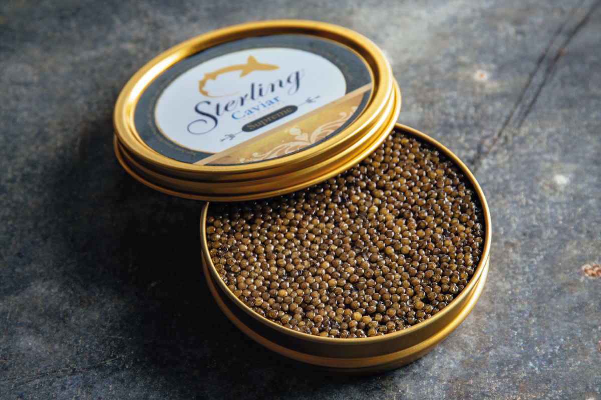 Sustainable Caviar