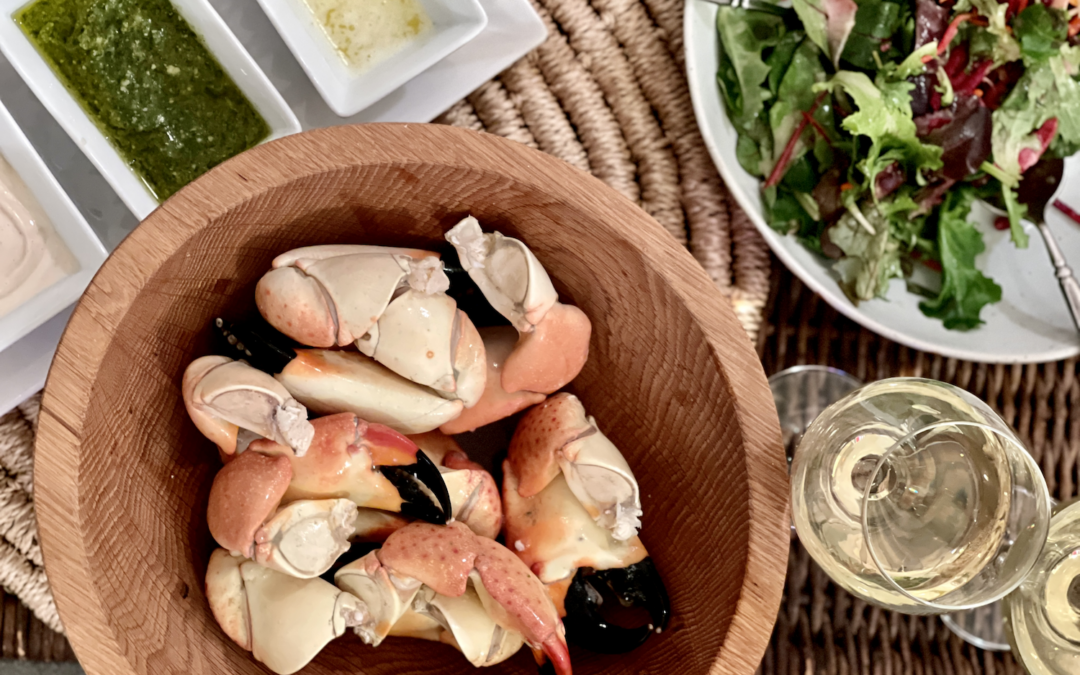 Recipe: Mustard Sauce for Stone Crab