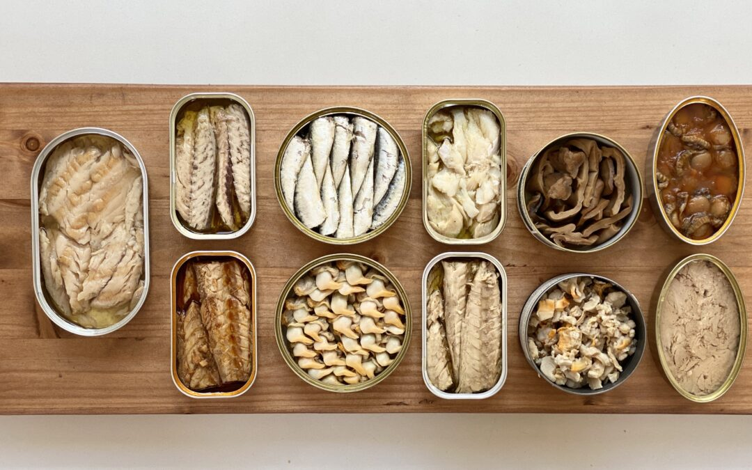 How (and Why!) to Stock a Sustainable Sea Pantry