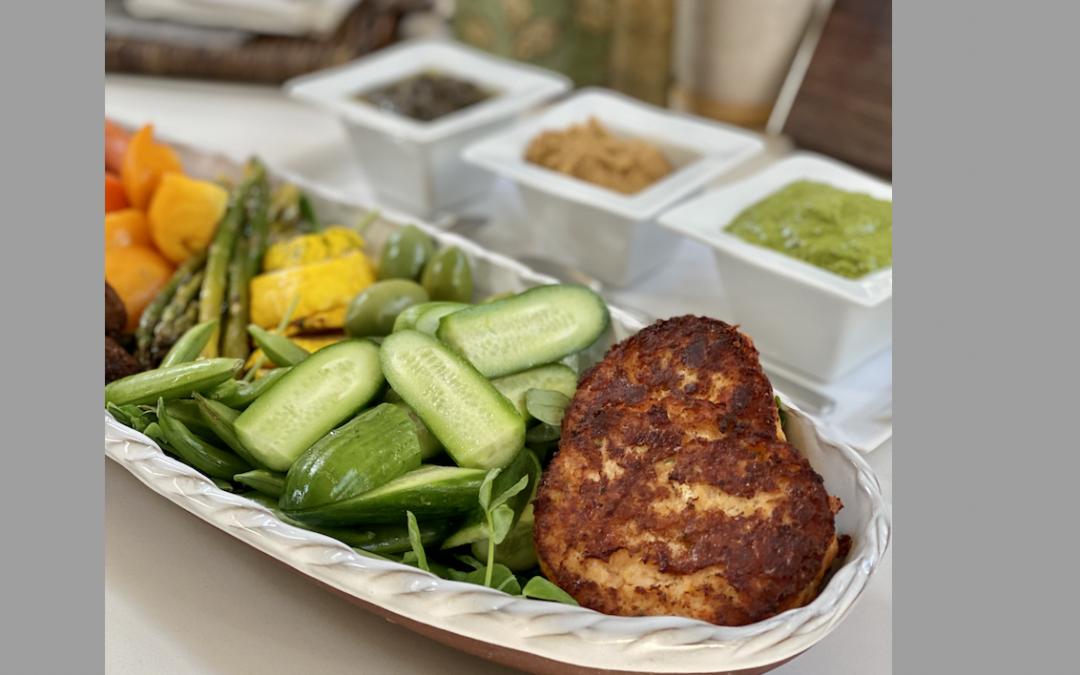Recipe: Sea Pantry Mezze Platter