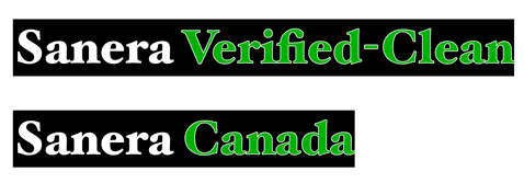 verified clean logo