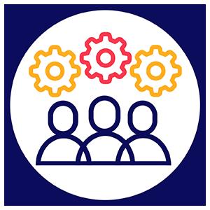 Team building icon