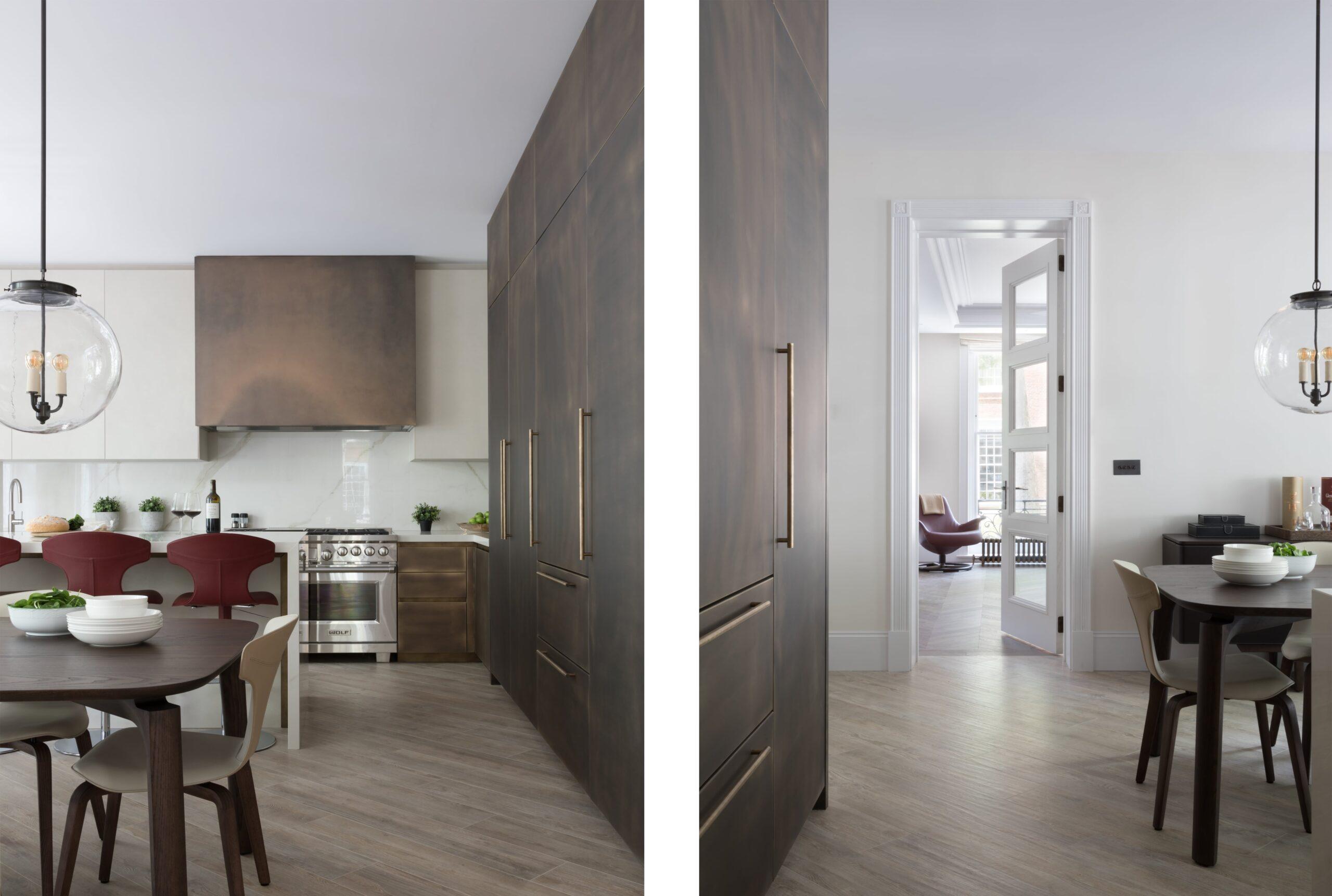 RJHArchitecture Kensington Apartment 02