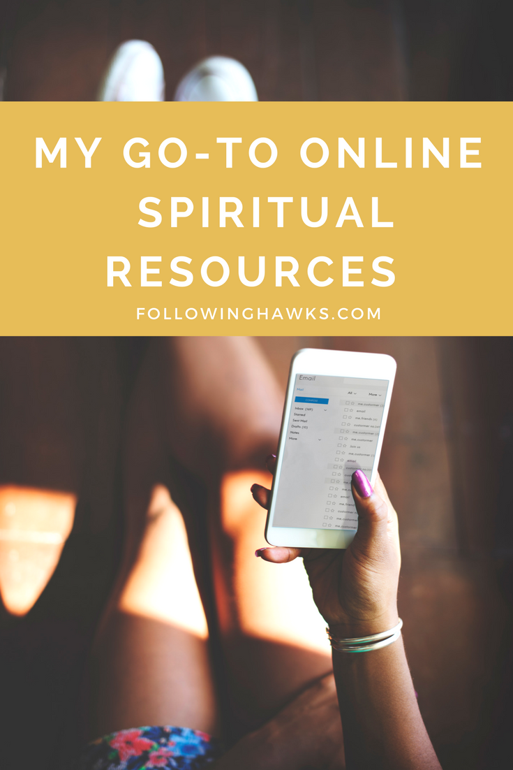 Blogs, podcasts, books, and websites for spiritual development and shamanism.