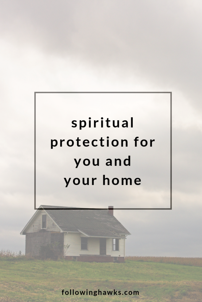 Spiritual protection is a critical skill to learn if you work with energy. Click through to read about how I protect myself and my home and some surprising things I've learned along the way. #spirit #protection #energy #ghosts