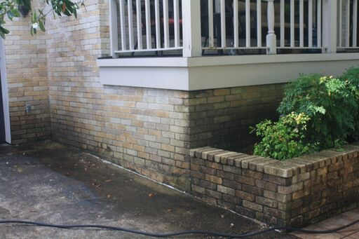 pressure washing & house cleaning services