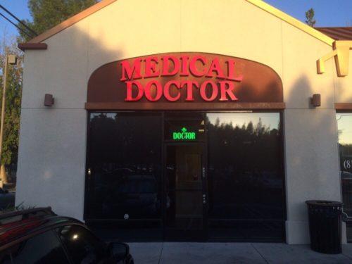 Medical marijuana card doctors valley village