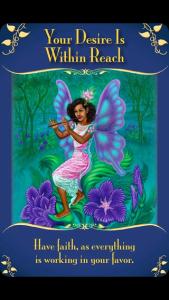 Fairy-Desire within reach