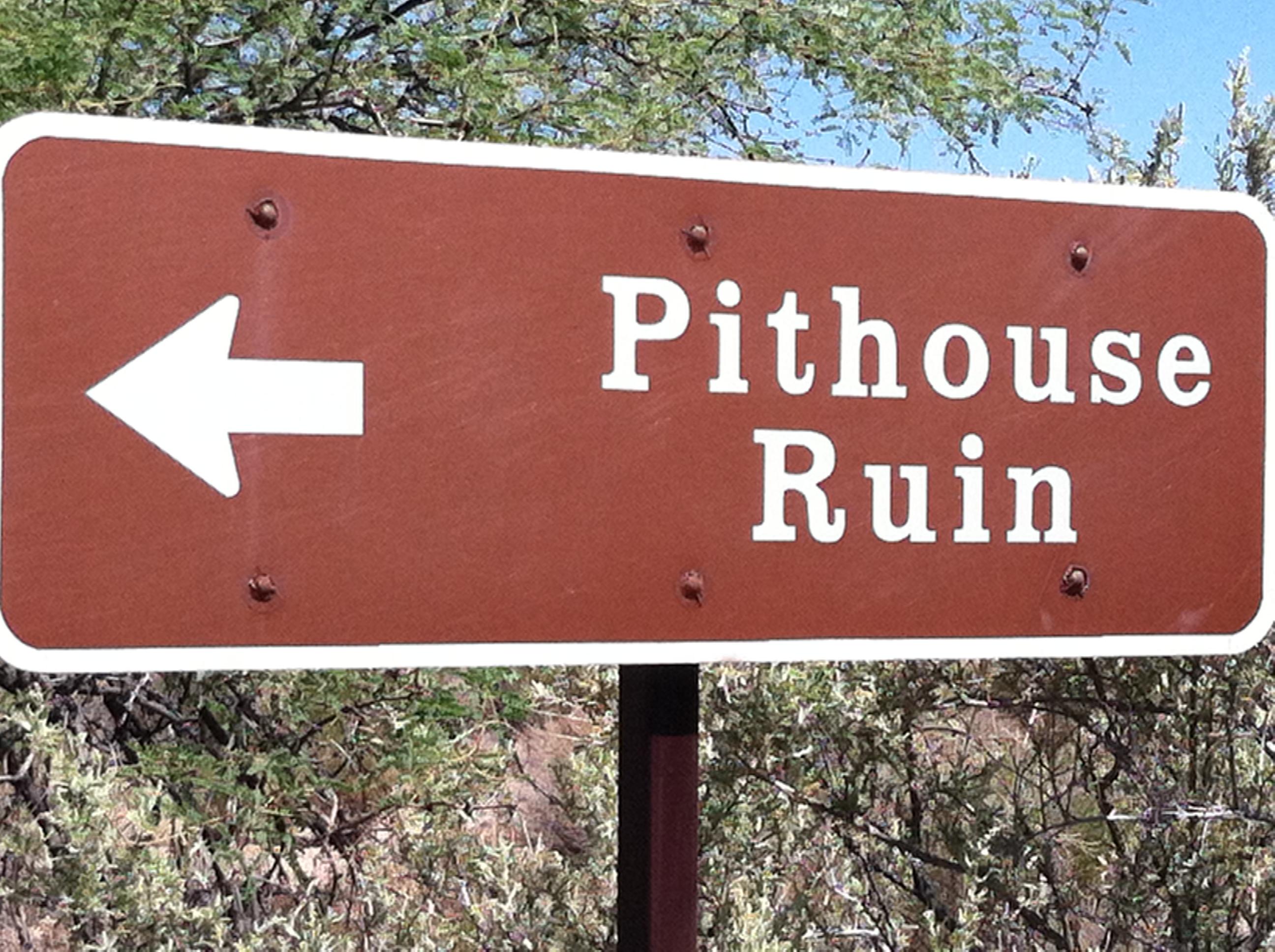 Pithouse Ruin