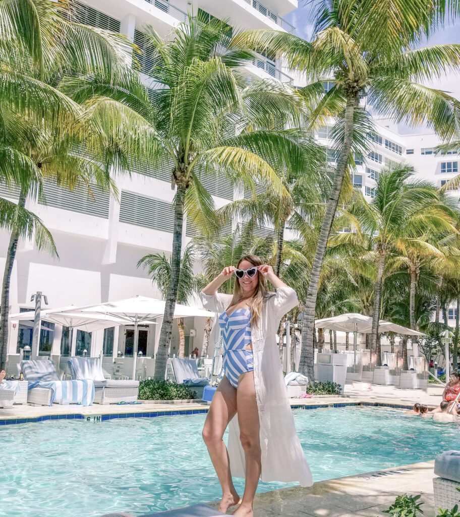 andra birkhimer, miami hotel pool,  andra lynn