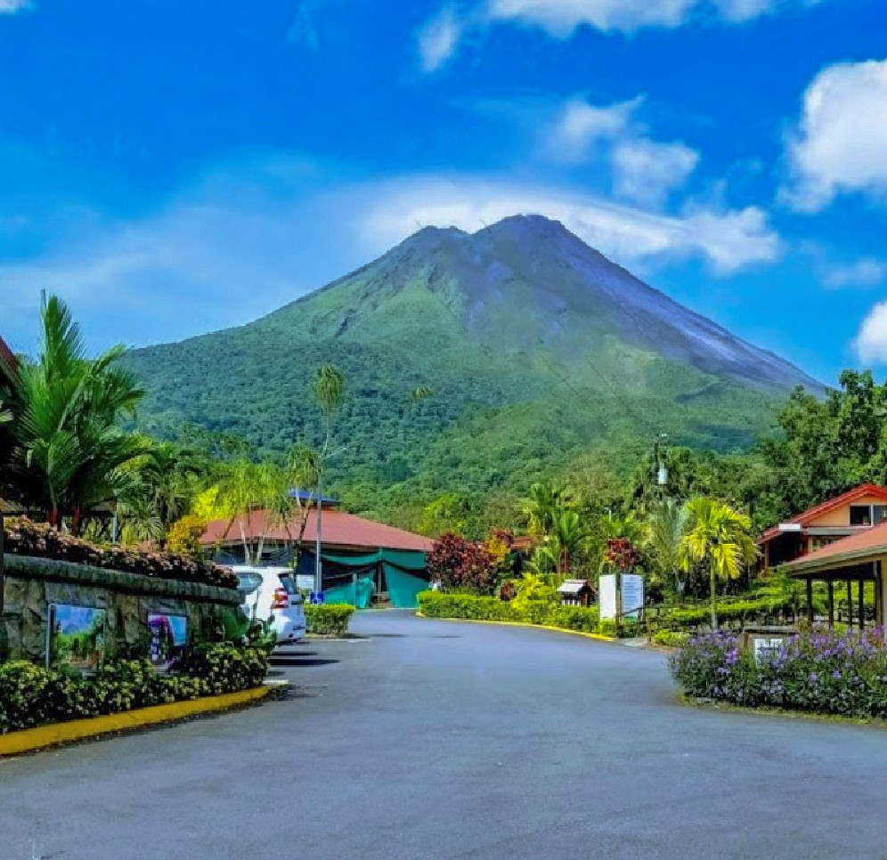 arenal volcano, costa rica, Andra Birkhimer