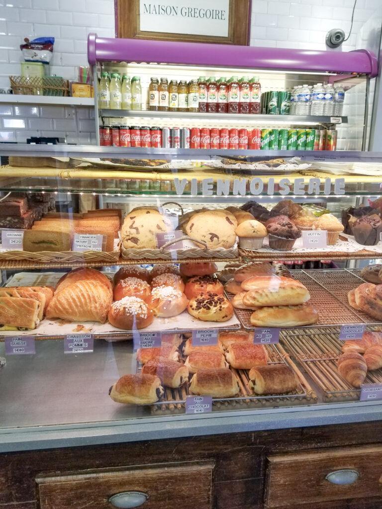 paris bakery, andra birkhimer, andra lynn birkhimer