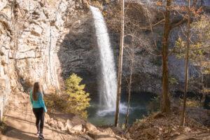 ozone waterfall