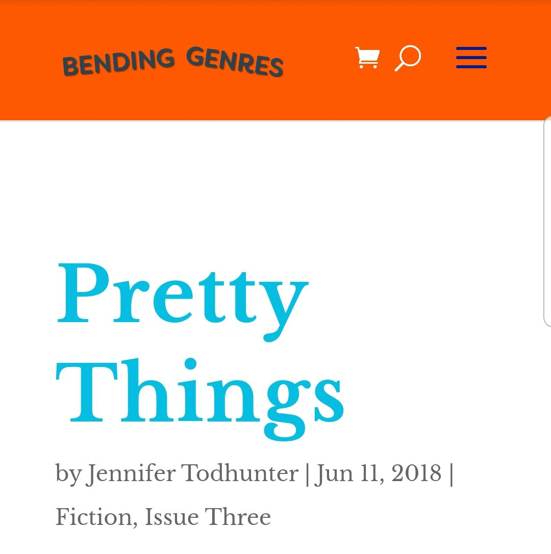 pretty thing | bending genres | fiction