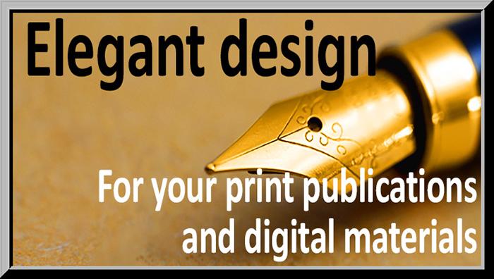 elegant design; communications services