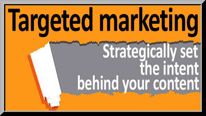 targeted marketing; communications services