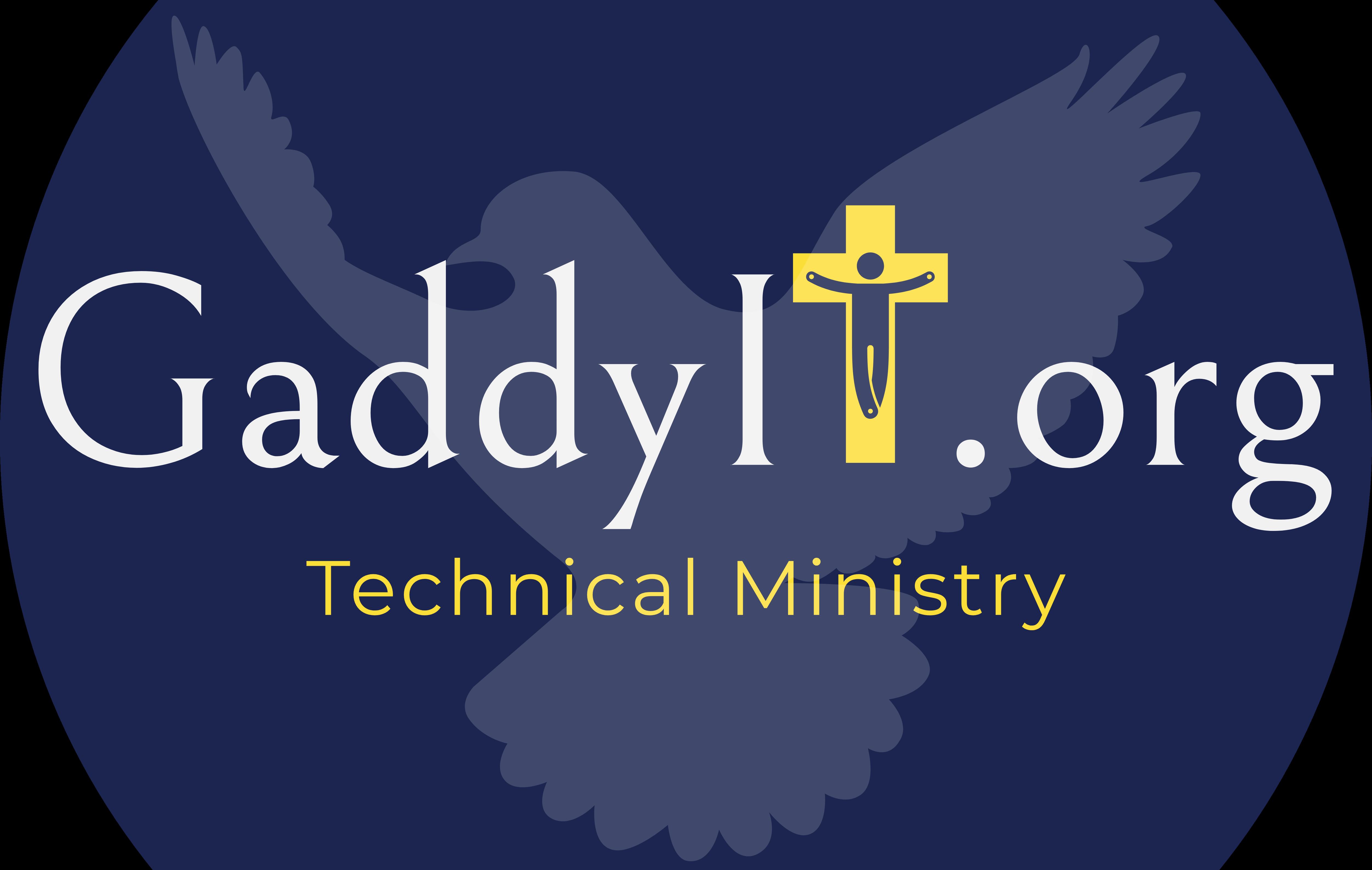 GaddyIT.org