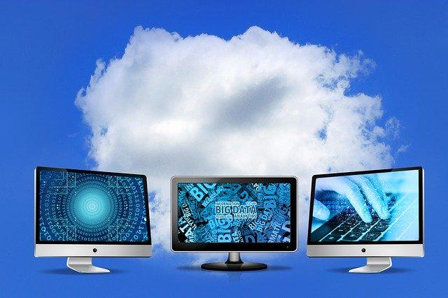 Cloud Monitor Cloud Computing  - geralt / Pixabay