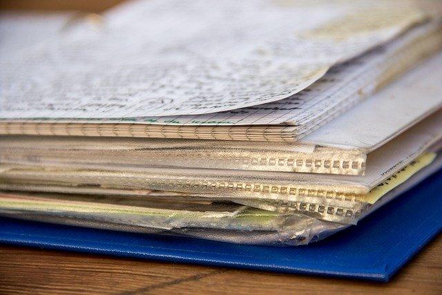 Diary Handwritten Writing Notepad  - Devanath / Pixabay