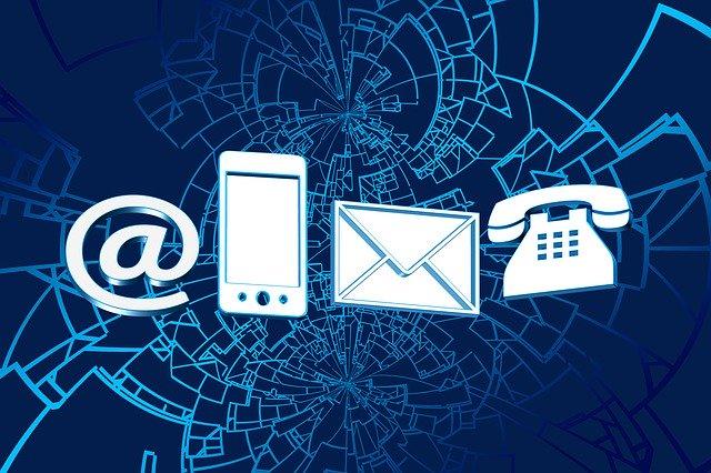 Digitization Email Letters Phone  - geralt / Pixabay