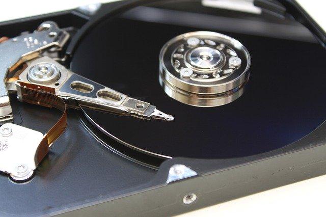 Hard Disk Hard Hdd Hard Drive Pc  - Gray_Rhee / Pixabay