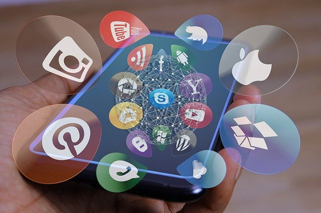 Social Media Social Display Icon  - geralt / Pixabay