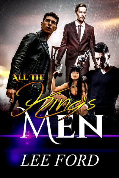 All The King's Men (1) - Book Cover