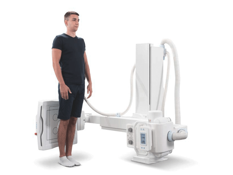 Vision X flexibile digital X-ray system