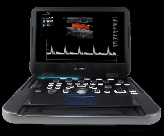 E-CUBE i7 Portable Ultrasound