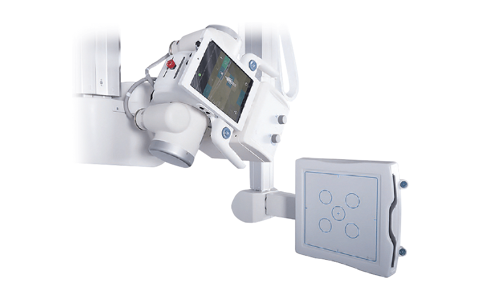 Vision Air Ceiling Mount X-ray System