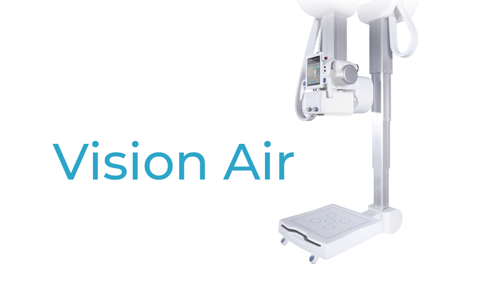 Vision Air, Ceiling Mounted DR